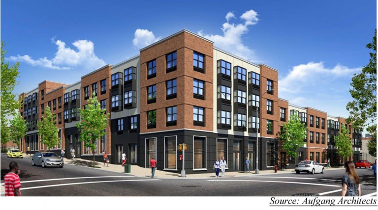 CB 5 Green Lights Ridgewood Residential Development