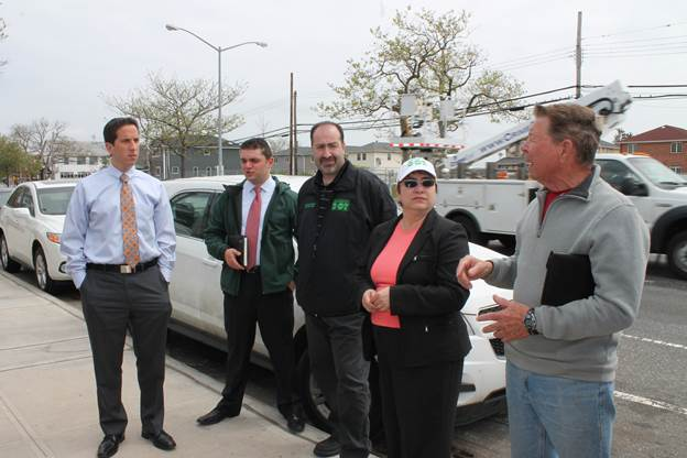 Damaged by Sandy, City Finally Begins Broad Channel Road Repairs