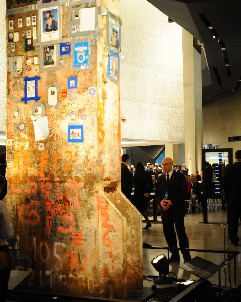 From Sept. 11 Museum, Remembering Those Gone – But Not Forgotten