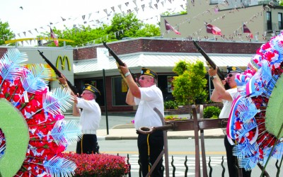 Queens Prepares for Memorial Day Parades
