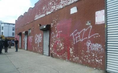 Goodbye Graffiti! Richmond Hill Volunteers Tackle Problem Spots