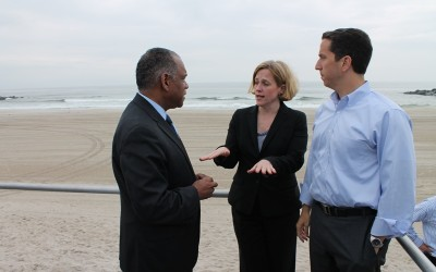 As Beach Season Opens in Rockaway, Feds Announce $5M for Protective Sand Headed to Peninsula