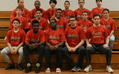 Martin Luther Baseball Team Aiming for Victory