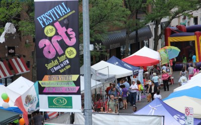 Thousands Hit Forest Hills for Festival of the Arts