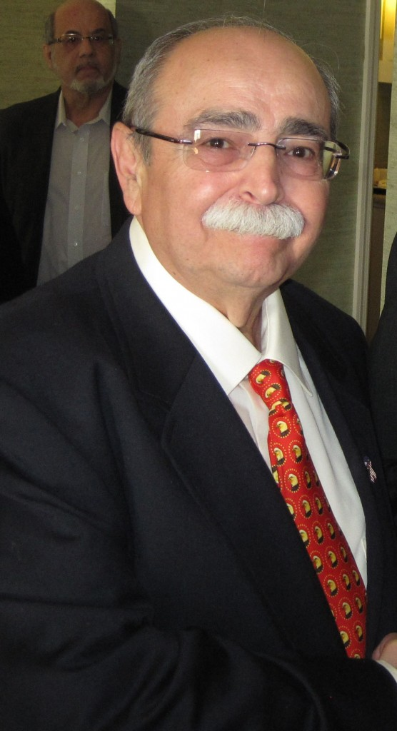 Phil Ragusa, chair of the Queens Republican Party, died on Tuesday.  File Photo