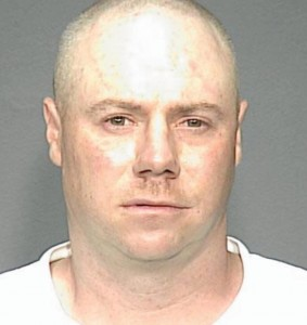 Bryan McMenamin, 38, escaped from police custody Monday night and remained at large the next morning, police said. Photo courtesy NYPD