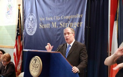 DHS fumbled Sandy relief: Stringer