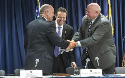 Deal diverts MTA strike