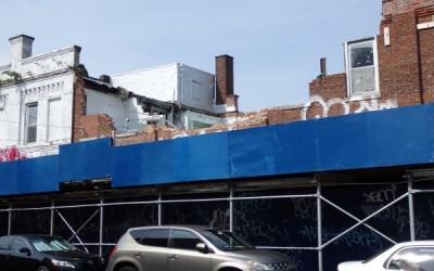 Demolition delayed in Woodhaven