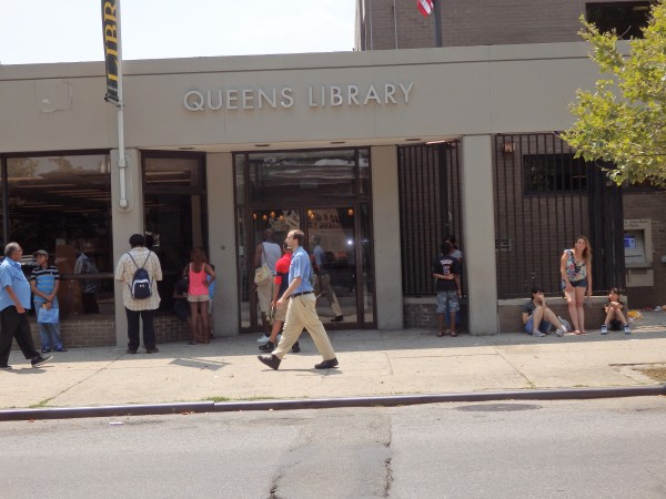 Richmond Hill library closes for roof renovations