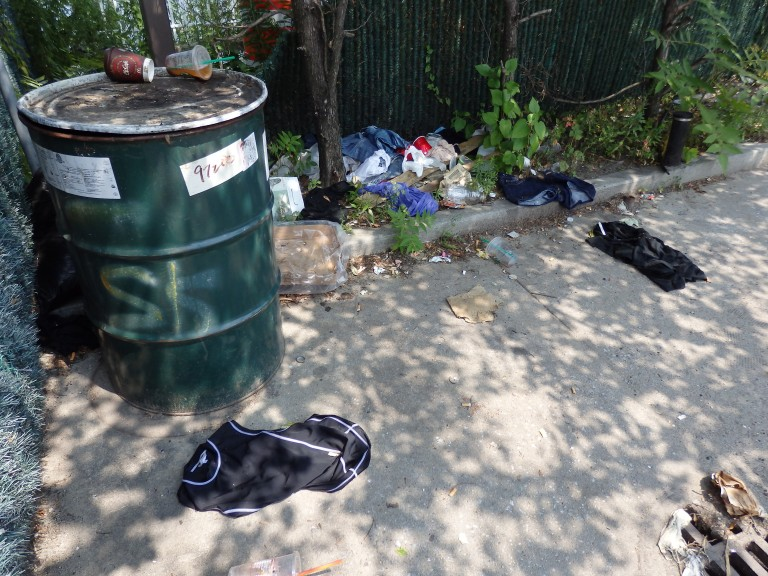 Calls for cleaner streets in Howard Beach, Woodhaven