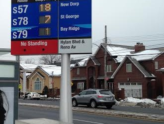 Bus clocks coming to Woodhaven