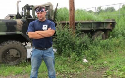 Idle Howard Beach truck served as Sandy savior