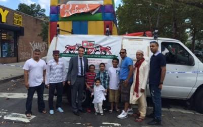 Queens group commemorates Ramadan