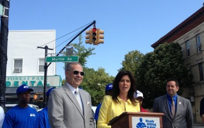 Doe Fund Partnership Gives Glendale, Maspeth, Ridgewood Streets a Cleaning Boost