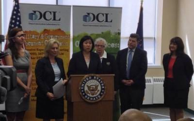 Queens leaders push women-owned biz legislation
