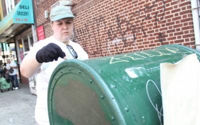Woodhaven Ups Anti-Graffiti Game