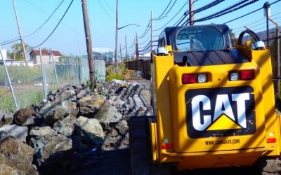 Work Begins on New Hamilton Beach Walkway