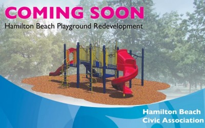 Resorts World Donates $40K for Hamilton Beach Playground