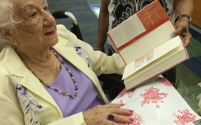 Forest Hills Native Celebrates 104 Years of Library Love