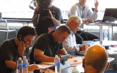 Mets All-Stars Take Crack At Fantasy Football for Charity