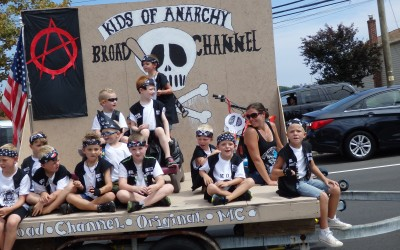 Labor Day Parade Brings Party to Broad Channel