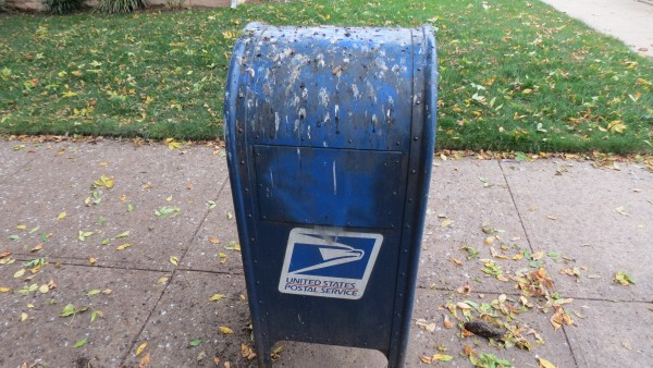 Marred Mailboxes Are Community Eyesores