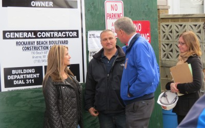 Build It Back 'Starting to Change the Lives' of Sandy Victims: Mayor