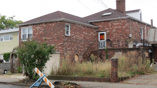 Squatters Kicked to the Curb as Cops Padlock House of Horrors