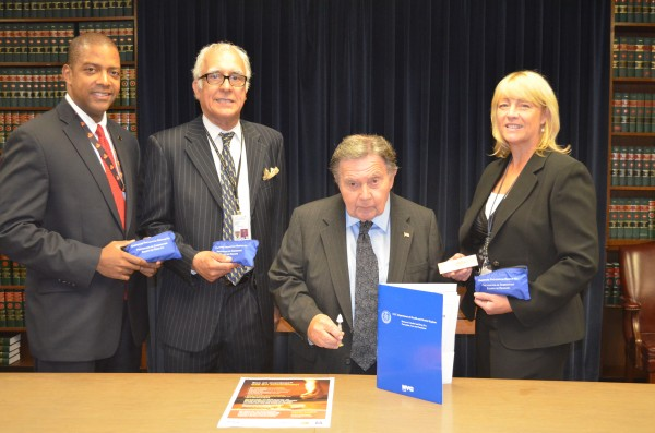 DA Detectives Trained to Administer Opioid Overdose Antidote