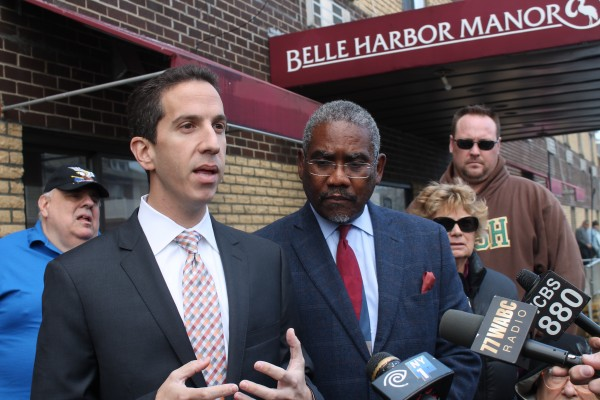 Pols Push Law to Forgive FEMA Sandy Disaster-Relief Debts