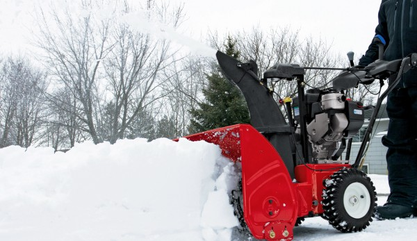 Snow Blower Safety:  It's Time to Get Ready
