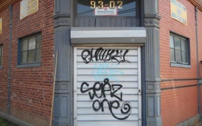 Graffiti Removal Initiative Declared Success
