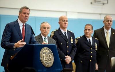 De Blasio Unveils $130M Criminal Justice Action Plan