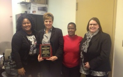 Civic Leader Retires From DOE District 27 Post