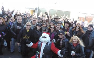 Big Hearted Bikers Brighten Christmas