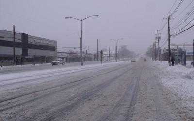 Borough Dodges Blizzard Bullet