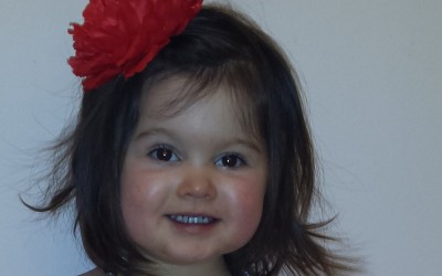 Happy Valentina Day: Second Fundraiser Scheduled for Little Girl's Heart Surgery
