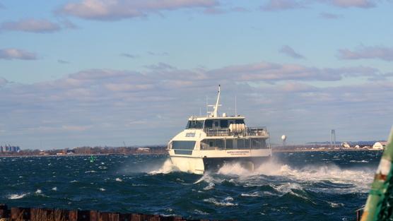 De Blasio Says Five-Borough Ferry is Coming… in 2017