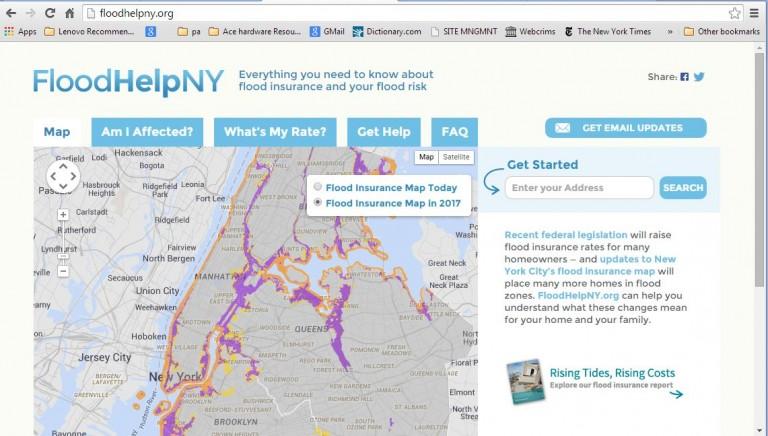Flood Insurance Information Website Helps Communities Prepare