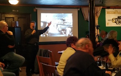 Historic Woodhaven Pub Hosts Guided Tour Down Memory Lane
