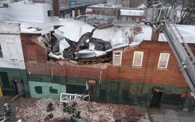 Addabbo Turns Attention to Woodhaven Ambulance Corps Building Troubles