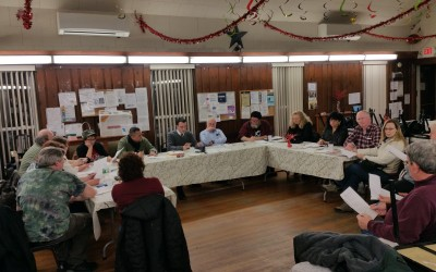 Projects, Voting Outreach Discussed at Participatory Budgeting Sessions