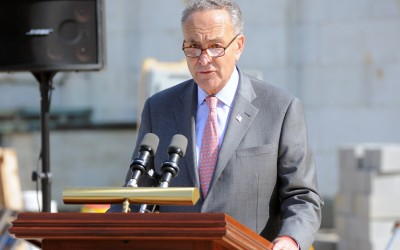 Report Reveals FAA System Vulnerable to Cyber Terror: Schumer
