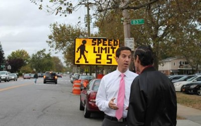 Goldfeder Calls for DOT Study at 'High-Risk' Lindenwood Intersections