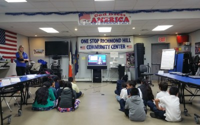 Program Allows Area Students to Learn From NASA Astronauts