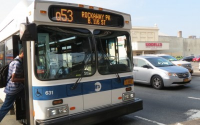Schumer Calls for Fed Funds to Bring Bus Rapid Transit to Area