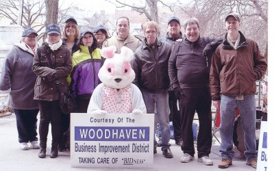 Woodhaven BID Celebrates Easter