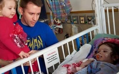Howard Beach Toddler Now on Heart Transplant List; Valentina, 2, Back in The Children's Hospital of Philadelphia