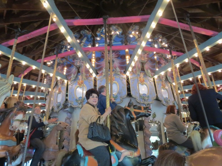 Memorial Day Weekend Signals Start of Free Entertainment at Forest Park Carousel